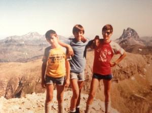 Midi de ossau 1984