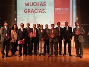 Presentacion Libro Rojo de la Logistica Museo del Traje